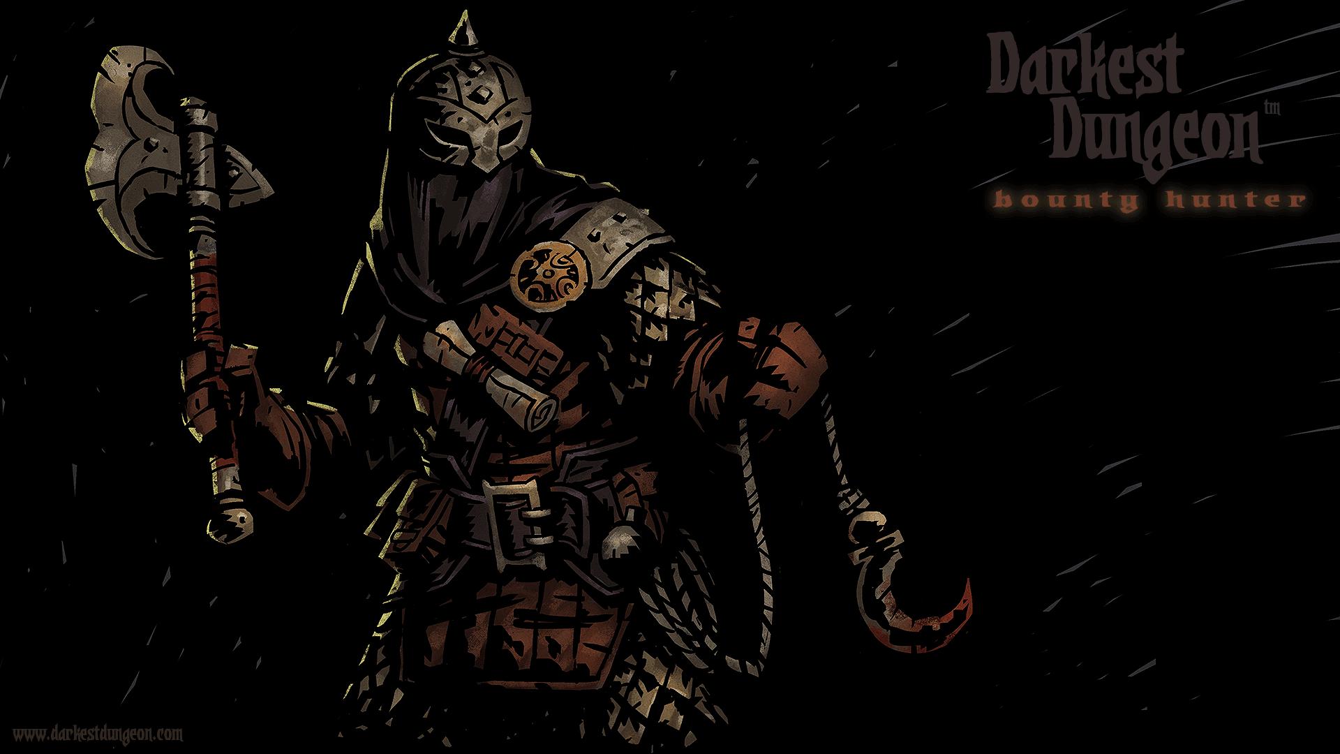 Darkest Dungeon Bounty Hunter