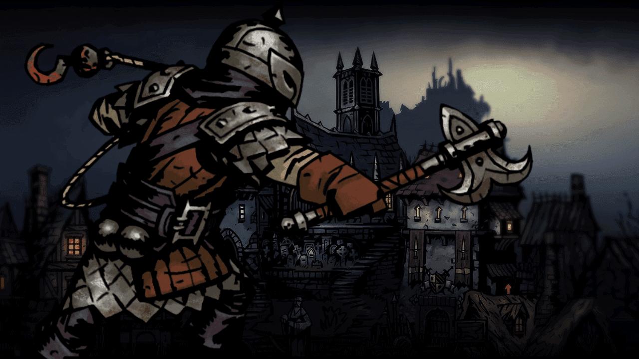 Darkest Dungeon Background