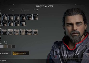 Outriders Character Creation
