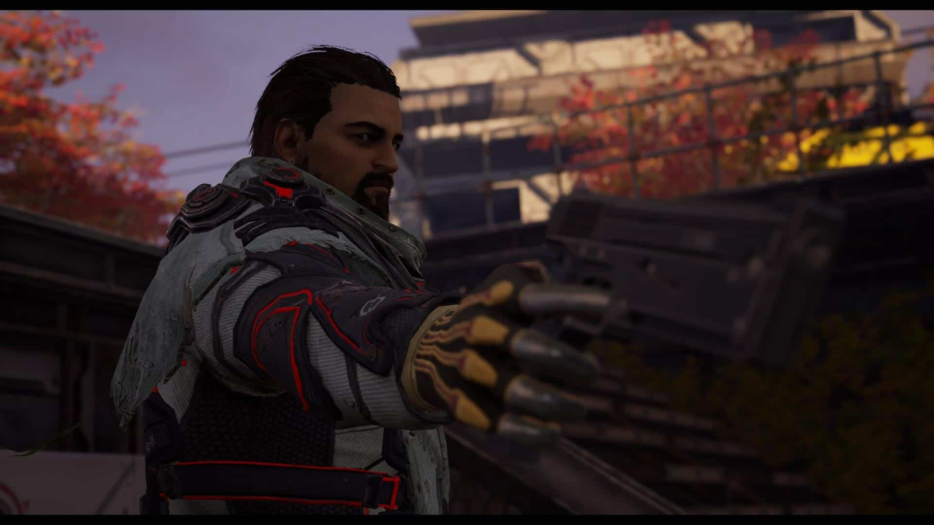 Leo Outriders Gun Fight